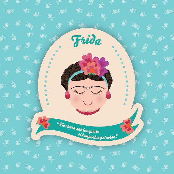 Frida – Ilustração