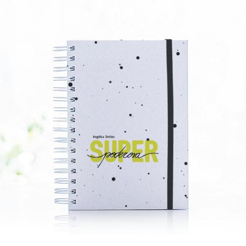 Planner universal – Super poderosa amarelo-02