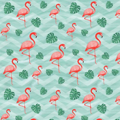 equilibrio – flamingos