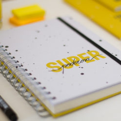 Caderno Pontilhado