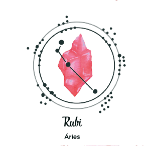 ÁRIES – RUBI
