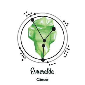 CANCER – ESMERALDA