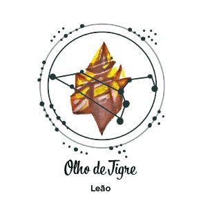 LEÃO – OLHO DE TIGRE