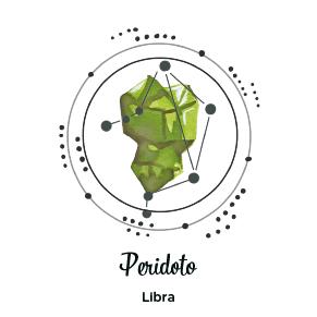 LIBRA- PERIDOTO