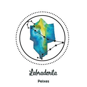 PEIXES – LABRADORITA