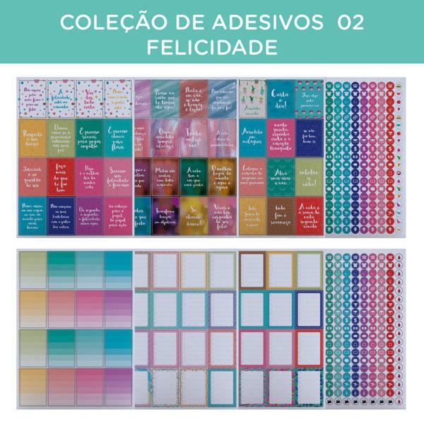 COLEÇÃO DE ADESIVOS 02 – FELICIDADE-18